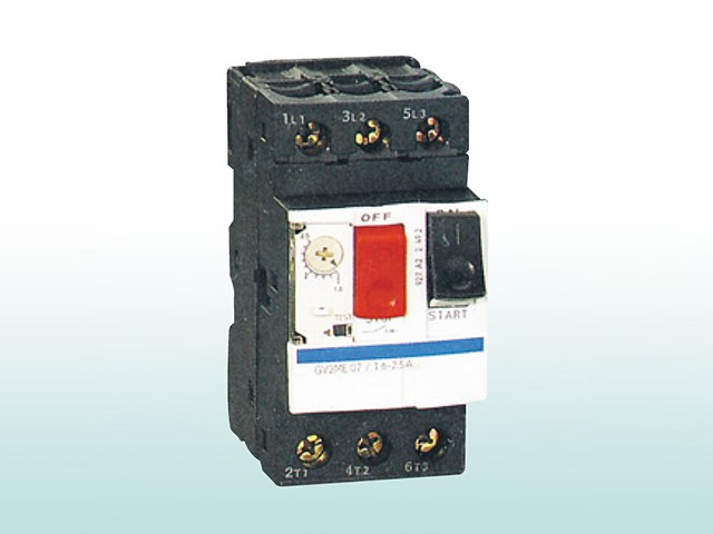 GV Series Motor Protection Circuit Breaker