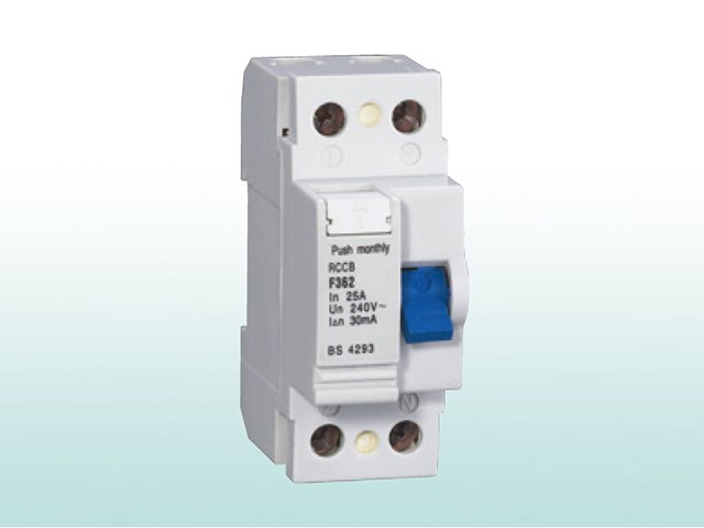 F360 Residual Current Circuit Breaker (RCCB)