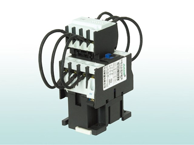 CJ16(19) Switch-over Capacitor Contactor