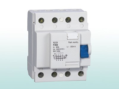 F390  F370 Residual Current Circuit Breaker (RCCB)