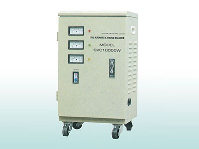 SVC Fully Automatic Voltage Regulator
